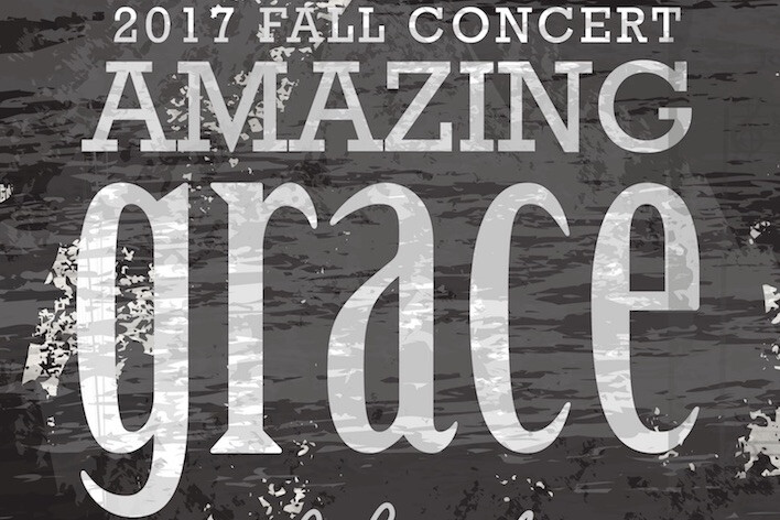 Fall Concert: Amazing Grace