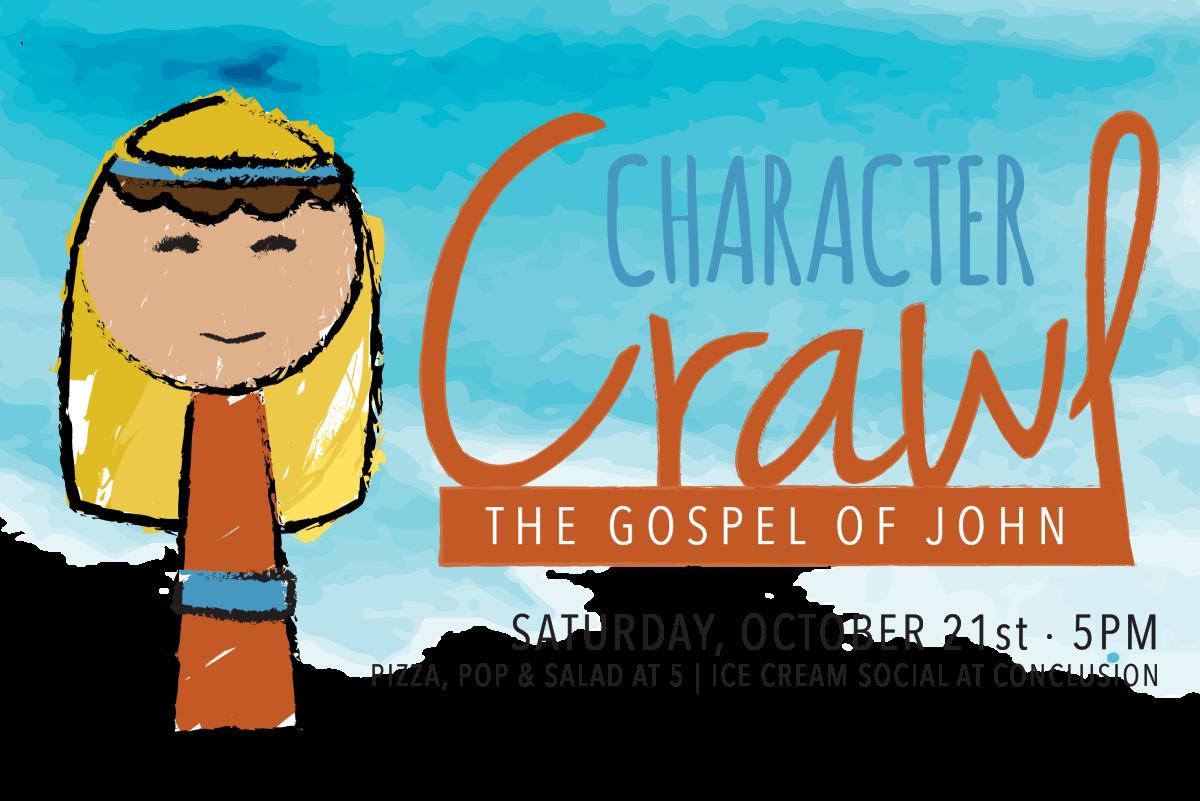 Character Crawl